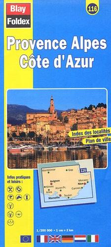 Auvergne. 1/200 000 édition 2012 - Blay-Foldex
