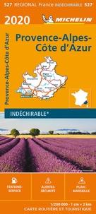 Michelin - Provence-Alpes-Côte d'Azur - 1/200 000, indéchirable.