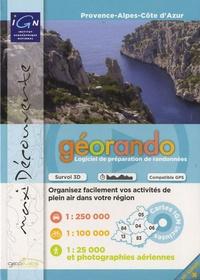IGN - Provence-Alpes-Côte d'Azur - DVD.
