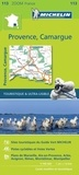 Michelin - Provence, Camargue - 1/160 000.