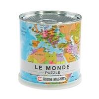 Craenen - Puzzle Le monde.
