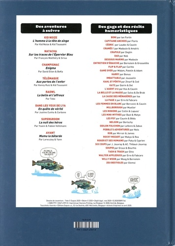 Recueil Spirou N° 360, du 26 décemb