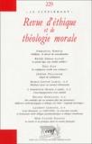 Emmanuel Hirsch et Renée Sebag-Lanoë - Revue d'éthique et de théologie morale N° 229, Juin 2004 : Enjeux éthiques de la crise d'août 2003.