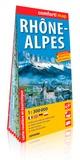 Express Map - Rhône-Alpes - 1/300 000.