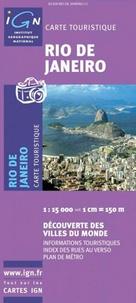 IGN - Rio de Janeiro - 1/15 000.