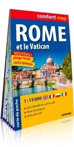 Express Map - Rome et le Vatican - 1/15 000.