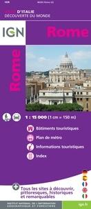 IGN - Rome - 1/15 000.