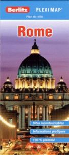 Berlitz - Rome - Plan de ville.