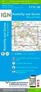 Romilly-sur-Seine, Méry-sur-Seine - 1/25 000.pdf