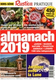 Sabine Jeannin-Da Costa - Rustica pratique Hors-série : Almanach 2019.