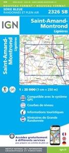 Saint-Amand-Montrond, Lignières - 1/25 000.pdf