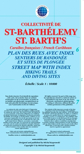 Collectif - Saint-Barthelemy/St Barth's.