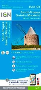 Saint-Tropez Sainte-Maxime Massif des Maures - 1/25 000.pdf