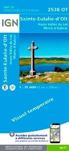 Sainte-Eulalie-dOlt, Haute Vallée du Lot, Monts dAubrac - 1/25 000.pdf