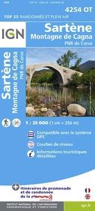 Sartène, montagne de Cagna, PNR de Corse - 1/25000.pdf