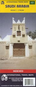 ITMB - Saudi Arabia - 1/750 000.