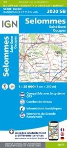 Selommes, Saint-Ouen, Oucques - 1/25 000.pdf