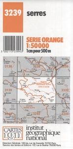 Serres - Carte topographique 1/50 000.pdf