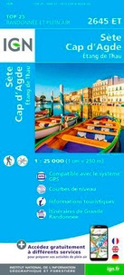 Sète, Cap dAgde - Etang de Thau : 1/25 000.pdf