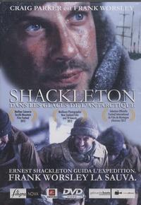Leanne Pooley - Shackleton - Dans les glaces de l'Antarctique.