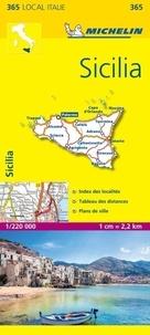Michelin - Sicilia - 1/200 000.