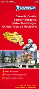 Slovénie, Croatie, Bosnie-Herzégovine, Serbie, Monténégro, Ex Rép. Youg. de Macédoine - 1/1 000 000.pdf
