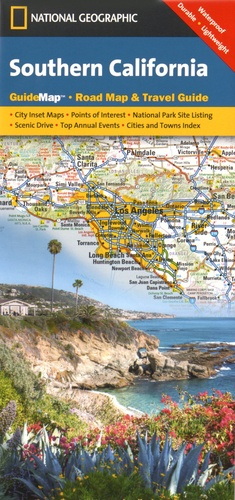 National Geographic - Southern California.