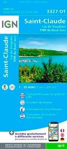 St-Claude - Lac de Vouglans, PNR du Haut Jura : 1/25 000.pdf