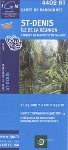 St-Denis, île de la Réunion, cirques de Mafate et de Salazie - 1/25 000.pdf