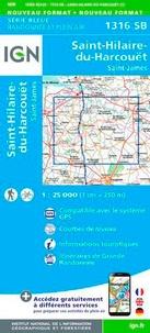 St-Hilaire-du-Harcouët, St-James - 1/25 000.pdf