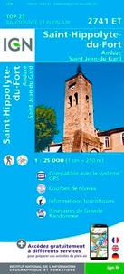 St-Hippolyte-du-Fort - Anduze, St-Jean-du-Gard : 1/25 000.pdf