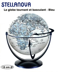 Stellanova - Le globe tournant et basculant - Bleu - 15 cm.pdf