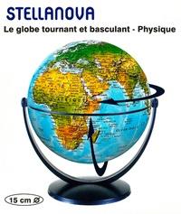 Craenen - Stellanova - Le globe tournant et basculant - Physique - 15 cm.