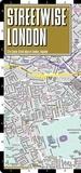 Michelin - Streetwise London, 1/20 000 - City Center Street Map of London, England.