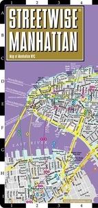 Michelin - Streetwise Manhattan, 1/27 000 - Map of Manhattan NYC.