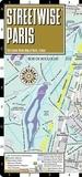 Michelin - Streetwise Paris, 1/14 000 - City Center Street Map of Paris, France.