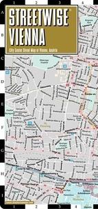 Michelin - Streetwise Vienna, 1/23 000 - City Center Street Map of Vienna, Austria.