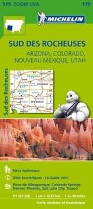 Michelin - Sud des Rocheuses, Arizona, Colorado, Nouveau Mexique, Utah - 1/1 267 200.