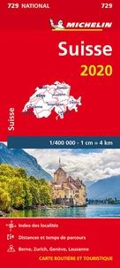 Michelin - Suisse - 1/400 000.