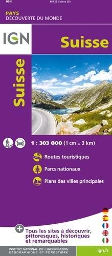 IGN - Suisse - 1/303 000.
