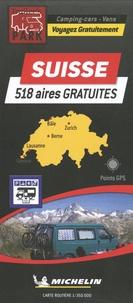Trailer's Park - Suisse - 518 aires gratuites. 1/350 000.