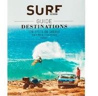 Baptiste Levrier et Benjamin Gufflet - Surf Session  : Guide destinations Surf - 120 spots où surfer - Tout pour s'organiser.
