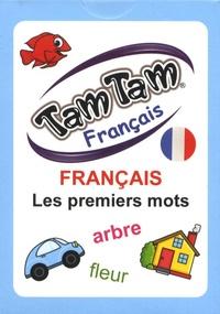 MDS - Tam Tam Français : Les premiers mots. Avec 62 cartes