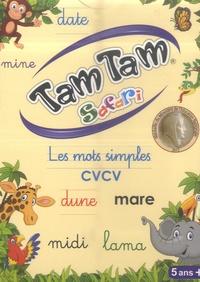 Frédérique Costantini - Tam Tam Safari - Les mots simples.
