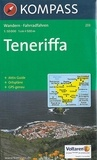 Kompass - Teneriffa - 1/50 000, + Lexikon.