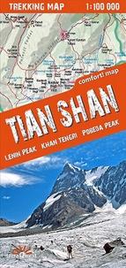 Express Map - Tian Shan - 1/100 000.