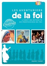 Virginie Wicker et Stanislas Lalanne - Tilt N° 57 : Les aventuriers de la foi.