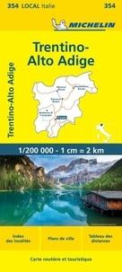 Michelin - Trentino-Alto Adige - 1/200 000.