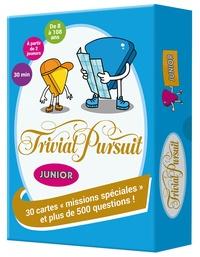 """Hasbro - Trivial Pursuit - Défis. 30 cartes """"missions spéciales"""" et plus de 500 questions !."""