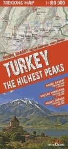 Marcin Szymczak - Turkey The Highest Peaks - 1/100 000.